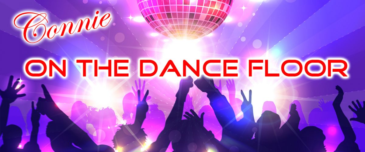 Connie's New Single On The Dance floor