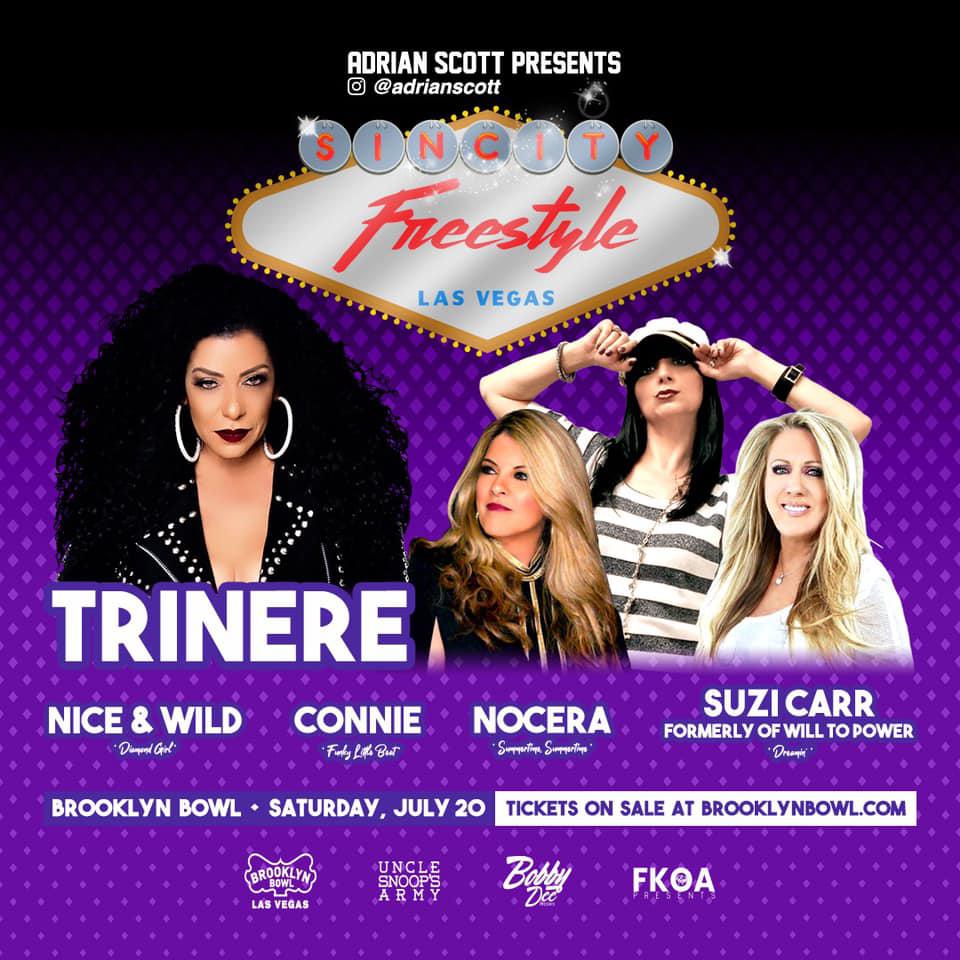 Sin City Freestyle Vegas